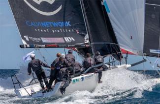 Melges 32 World League - Calvi Network convince a Puntaldia