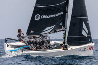 Melges 20 World League - Un Kindako in crescita è ottavo dopo tre prove