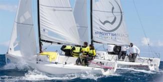 J/70 European Championship - Petite Terrible-Adria Ferries continua la corsa verso il podio