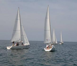 Yacht club Rimini, torna la regata con i Bluesail riservata ai soci