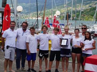Campionato Italiano U19 Team Race - Vince il Circolo Velico Ravennate con l'Ecogest Sailing Team