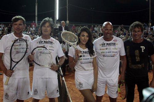 Venerdì parte il VIP master di tennis di Milano Marittima