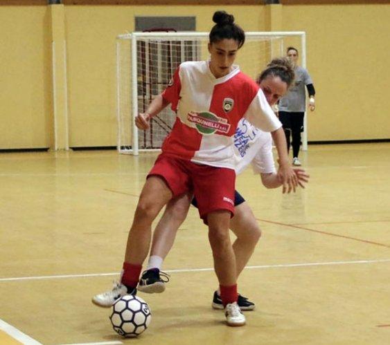 Maraldi è pronta ad un'altra stagione con la Virtus Romagna