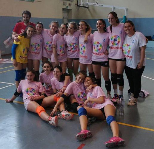 Trofeo dei Territori, Ravenna chiude con due podi nel beach volley