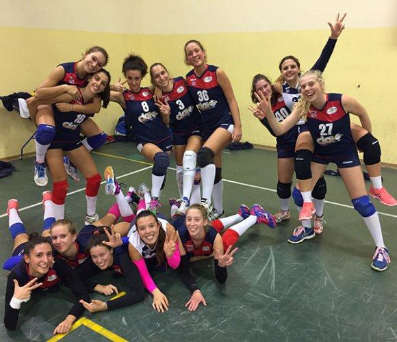 Studio Montevecchi Imola vs Riccione volley 3-1