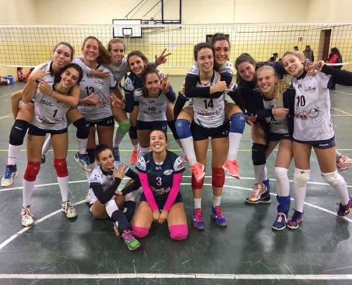 Studio Montevecchi Clai Imola  – Emanuel Volley Riviera Rimini 3-0