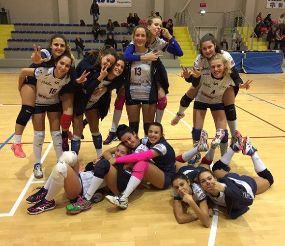 Volley Cesenatico – Studio Montevecchi  0-3