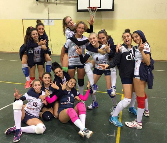 Studio Montevecchi Clai imola - Acerboli Volley 3-0