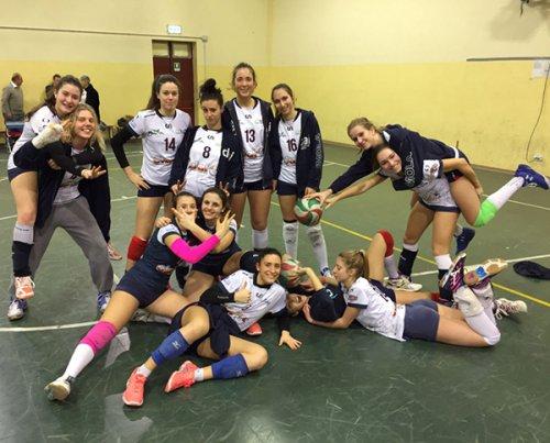 Studio montevecchi imola – Top Motor Volley Santarcangelo 3-0