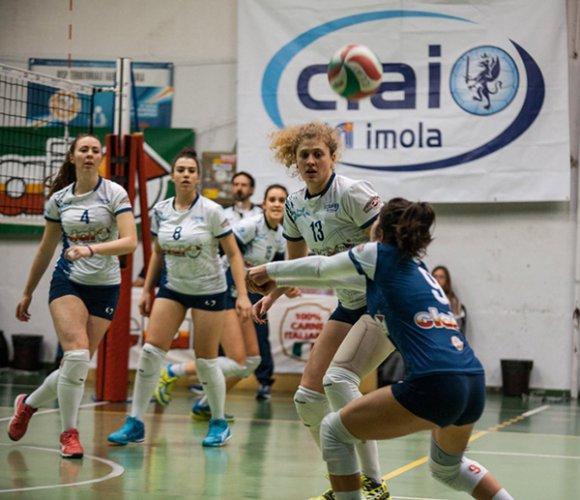CSI Clai Imola - Idea Volley Bologna 3-1