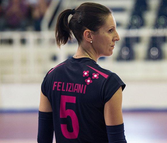 Lardini, Federica Feliziani lascia
