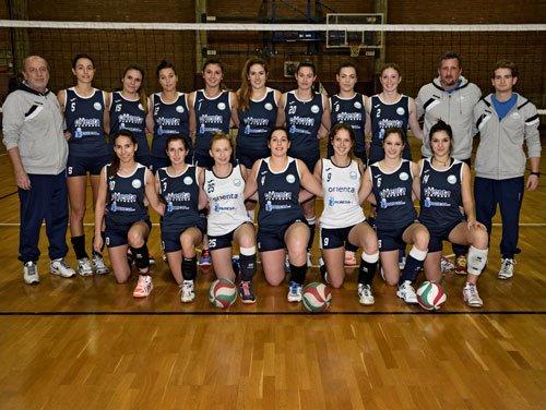 Aics volley Forlì - Pontevecchio Bologna 3 - 2 (25-8; 25-13; 20-25; 17-25; 15-13)
