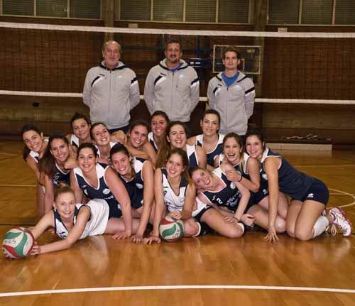 Psg Omar volley Rimini - Aics volley Forlì 0 - 3 (15-25;22-25;15-25)
