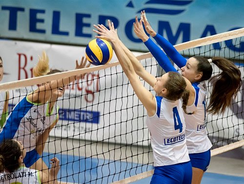 Cervia Volley-Imola 3-1 (21-25, 25-22, 25-22, 25-10)