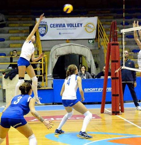 My Mech Cervia Riv-Teodora Ravenna 3-0