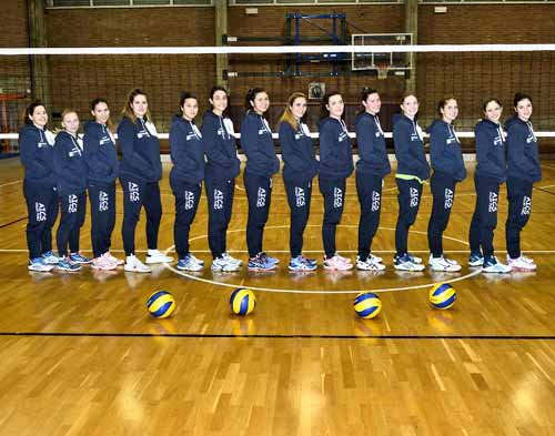 Far Castenaso – Aics volley Forlì 3- 0 (25-17; 25-15; 25-16)