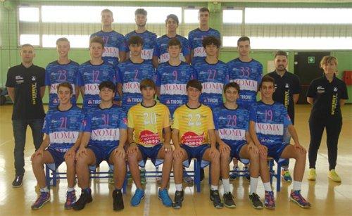 Anderlini vs VVF Marconi Reggio Emilia 3-2