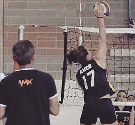 """Angela Rimondi: """"la pallavolo? Un amore a prima vista"""""""