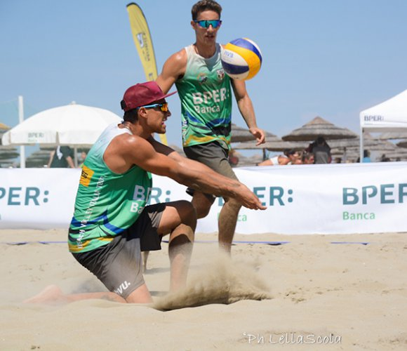 Beach Volley, i team Bvu impegnati a Bibione nel Campionato italiano