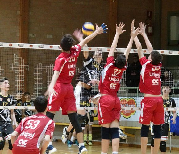 Resoconto Final Eight della Boy League Under 14 Bunge Romagna In Volley