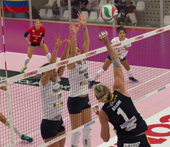 Conad Olimpia Teodora Ravenna – Sorelle Ramonda Ipag Montecchio 3-0