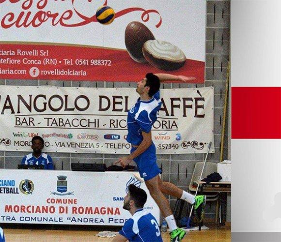 Dolciaria Rovelli Morciano vs IntegraConadTantucci Foligno  0 – 3 (23-25/13-25/20-25)
