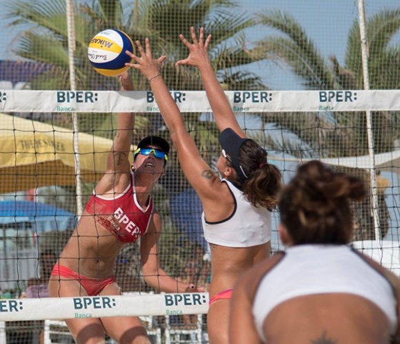 BPER Banca Beach Volley Tour: si parte!