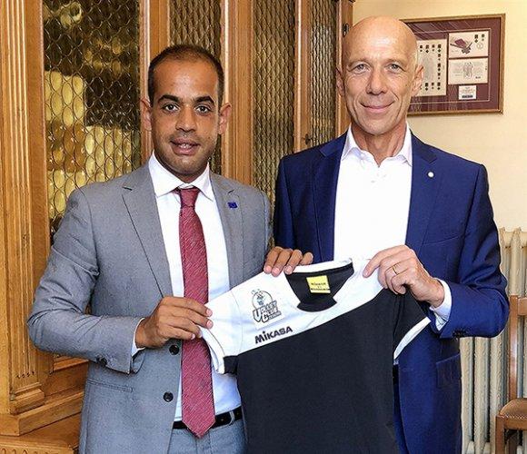 Il Volley Club Cesena diventa bianconero