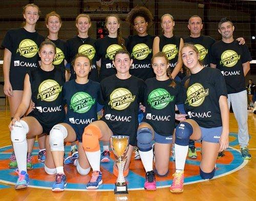 il Cervia Volley sconfigge il Riccione (3-1)