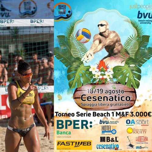 BPER Banca Beach Volley Tour: a Cesenatico il finale col botto!