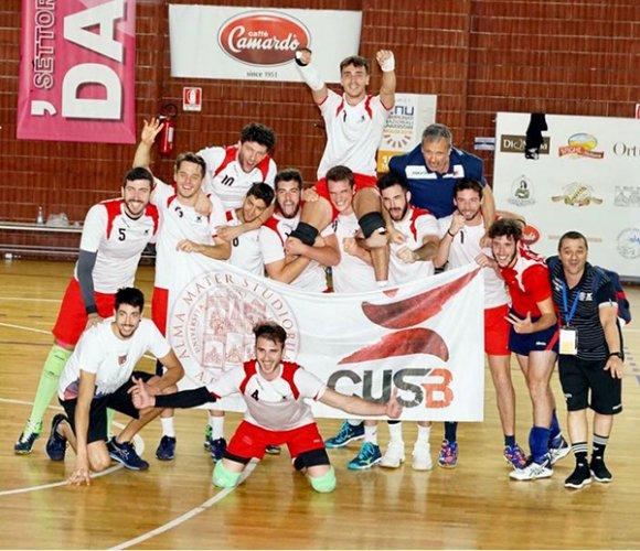 CUS Bologna Volley si conferma al top a livello nazionale