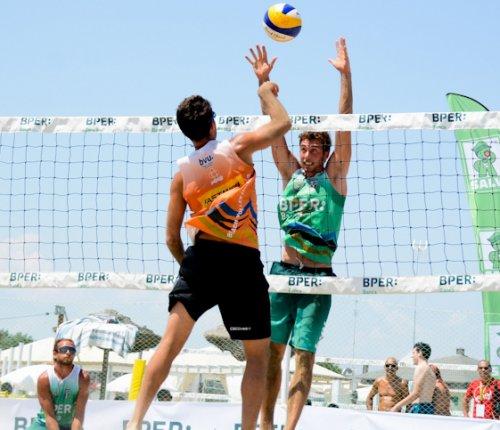 Beach Volley, Perini-Casali ad un soffio dal podio a San Benedetto