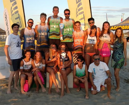 BPER Banca Beach Volley Tour: La prima giornata di Lido di Spina tra conferme e sorprese!