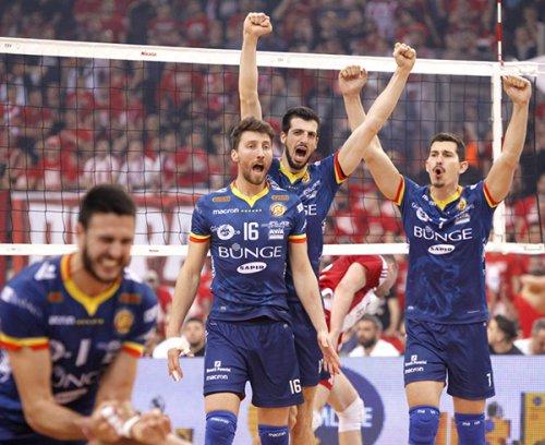 La Bunge Ravenna vince la Challenge Cup