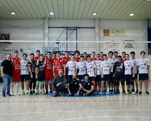 Under 18: Bunge Romagna in Volley e Olimpia Master Cmc nuovi campioni provinciali