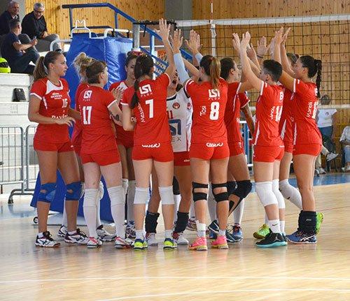 Pavidea Fiorenzuola vs Busa Gossolengo  2-3  (20-25 25-22 14-25 25-20 10-15)