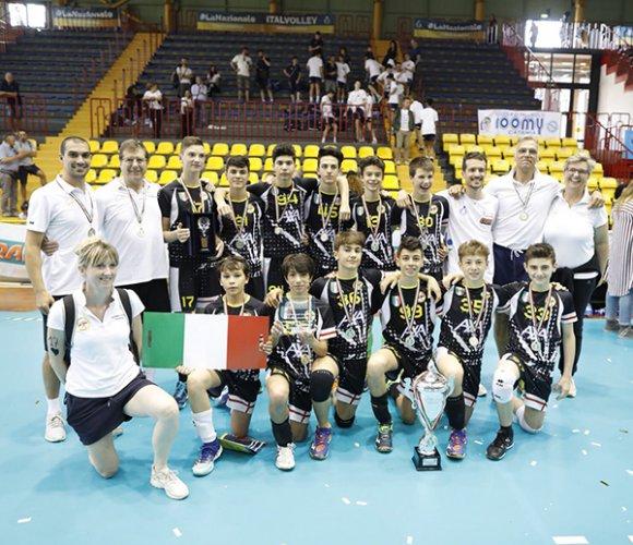 Finali Nazionali Giovanili CRAI U14 Maschili