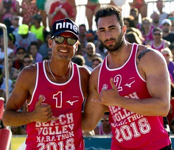 Beach Volley, Gianluca Casadei argento alla 'Marathon' di Bibione