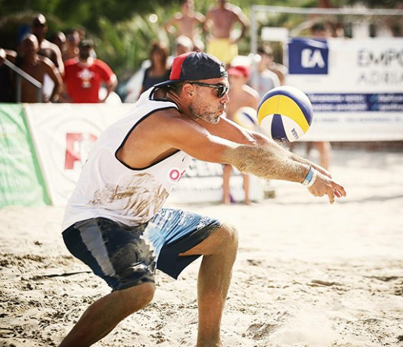 Beach Volley -  Gianluca Casadei sbanca Senigallia con Martino