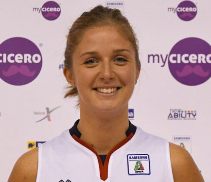 Intervista a Giulia Carraro (Volley Pesaro)