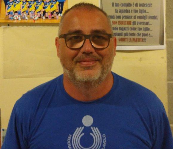 La Conad Alsenese annuncia l'ingaggio del nuovo coach Lorenzo Marsigli