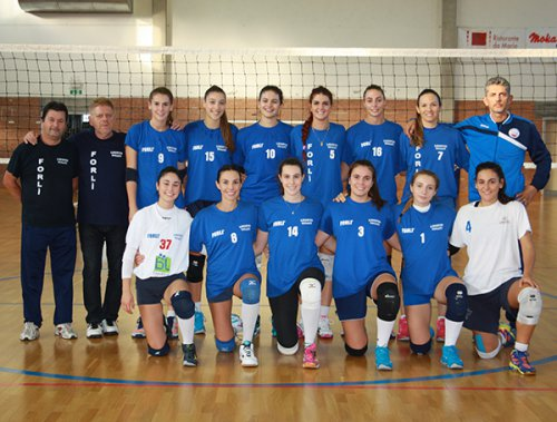 Comunicato Volley Sammartinese