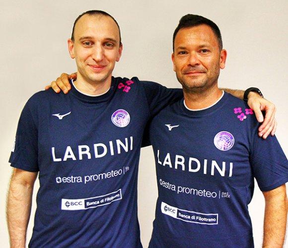 Lardini, lo scoutman Flavio Rocca nello staff