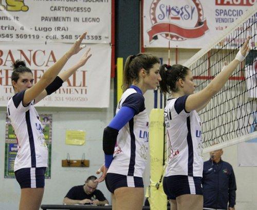 Liverani Castellari Lugo-Cremona 0-3 (24-26, 18-25, 16-25)