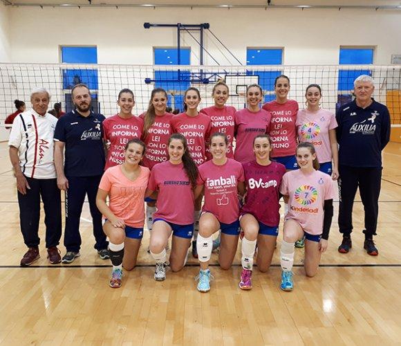 VTB Progresso - Auxilia Finance Magreta Volley 3-0 (25-10 25-21 25-13)