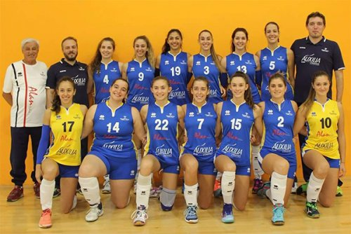 Fun food river - Auxilia Finance Magreta Volley 3-0 (25-22 25-23 25-15)