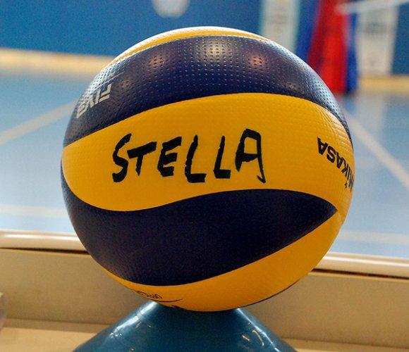 CAF ACLI Stella – Gramsci Pool Reggio Emilia 0-3 (25-27, 20-25, 24-26)