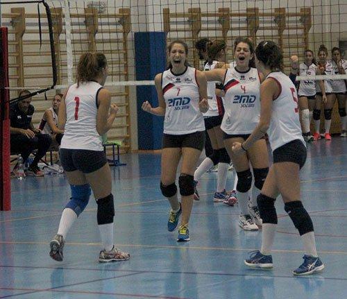Olimpia Russi RA – Pall. Fe 2MD Sistemi 0 – 3