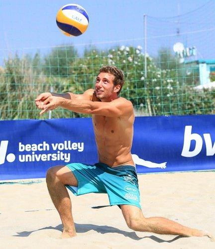 Beach Volley, argento per Casali Perini al Bper Italia Tour