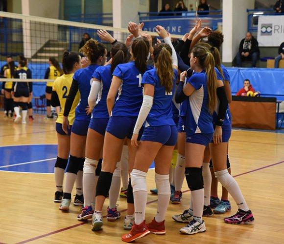 Riccione Volley vs Acerboli 2-3